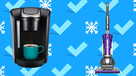 Savings on Keurig, Dyson and more.
