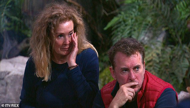 Soap Stories: Sheen also stars in I'm A Celeb with legend Corrie Beverley Callard