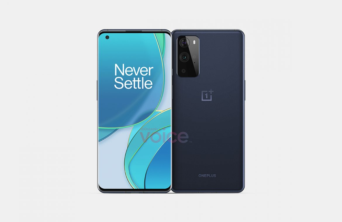 Here's our first look at the upcoming OnePlus 9 Pro