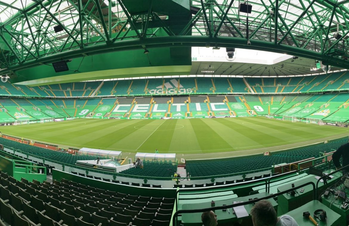 Celtic Contact three management candidates;  Freelance journalist reports