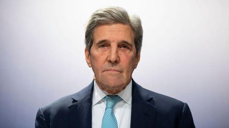 John Kerry has extensive experience in global crises
