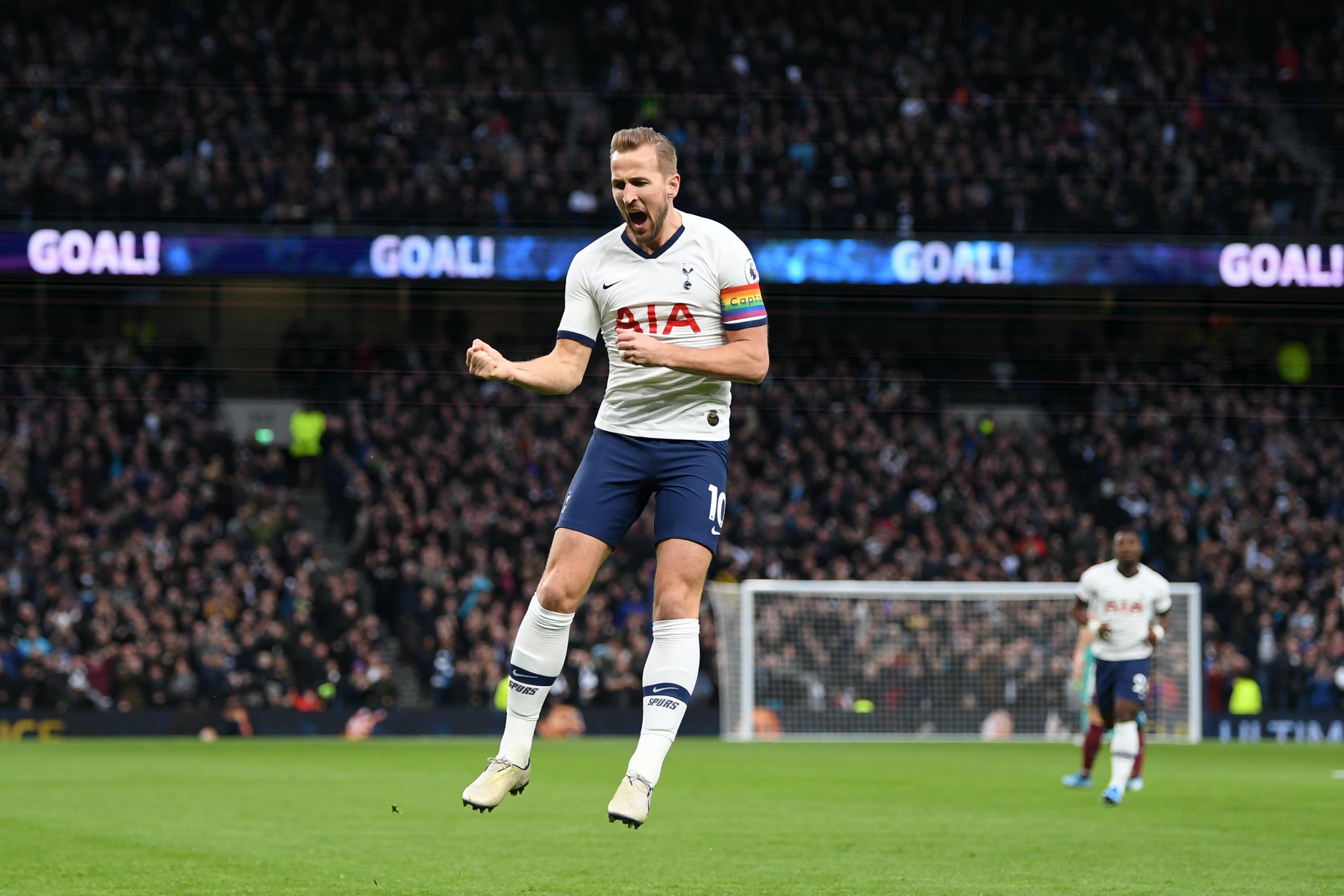 Tottenham Hotspur vs Burnley Premier League