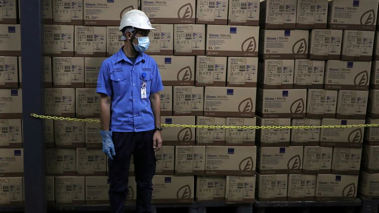 Company bosses say it is not possible for supplies to be contaminated