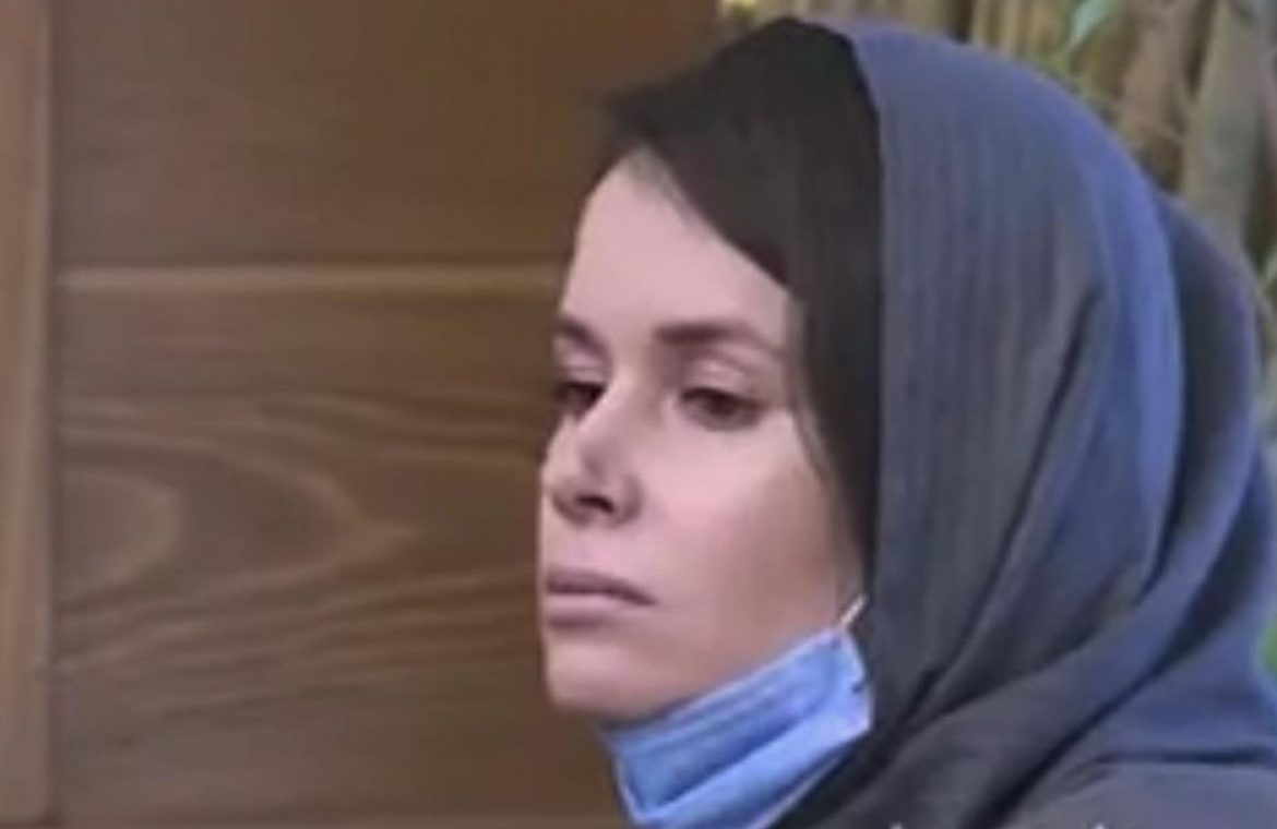Kylie Moore-Gilbert's release was filmed by Iranian state TV