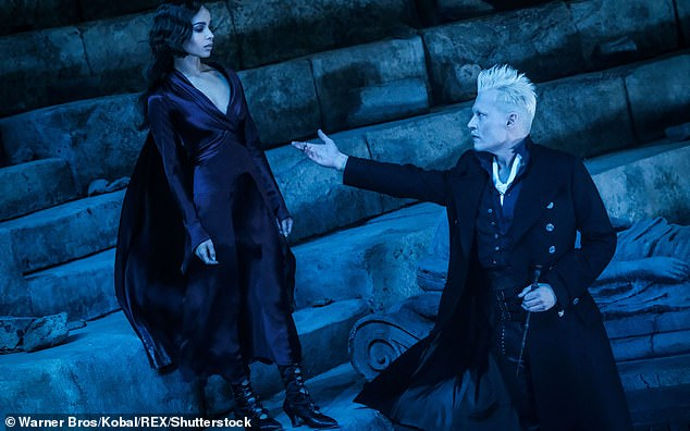 Production: Fantastic Beasts 3 is currently in production, and the role of Gellert Grindelwald will be reworked.  The film will be shown for the first time in theaters around the world in the summer of 2022