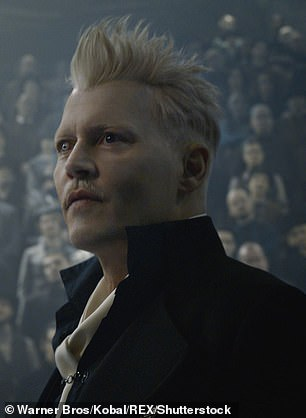Production on Fantastic Beasts 3 began on September 20 in London, although the studio waited to see how Depp's defamation lawsuit against British tabloid The Sun would end.