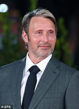 Latest: Mads Mikkelsen, 54, says there's nothing official to suggest he will replace Johnny Depp, 57, as Gellert Grindelwald in the third Fantastic Beasts movie