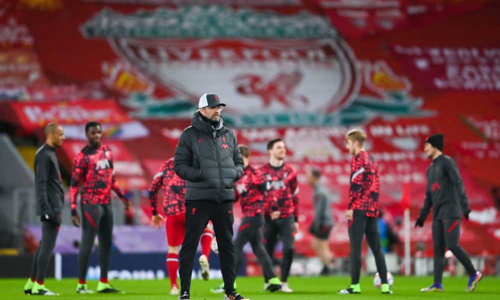 Jurgen Klopp pays tribute to Nico Williams despite Liverpool's defeat