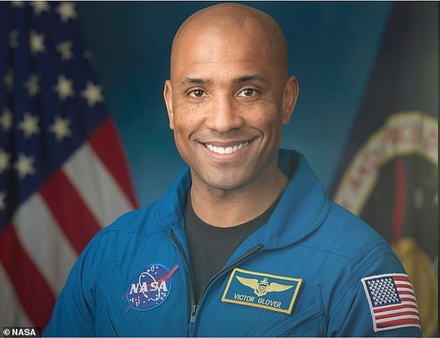 Glover joined the ranks of NASA in 2013 and is a captain in the US Navy but is now the 14th black astronaut who has ventured into space