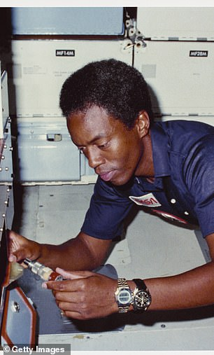 Jane S Blowford Jr. was the first black astronaut in space, who traveled aboard a Challenger in 1983