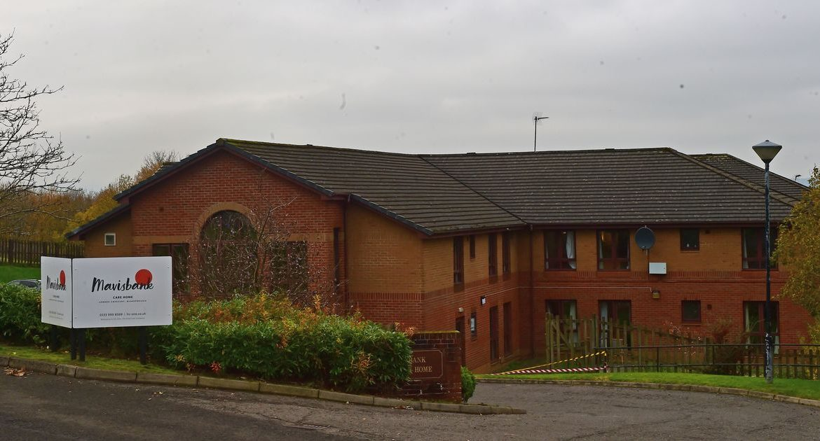 """Thirteen residents of a Scottish care home described by health chiefs as """"weak"""" have died after the Covid-19 outbreak"""