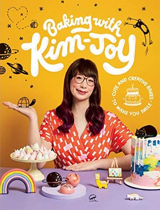 Baking With Kim-Joy: Cute and creative baking that makes you smile by Kim-Joy