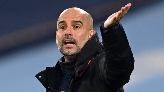 Manchester City: Pep Guardiola says football is no longer a 'special day'