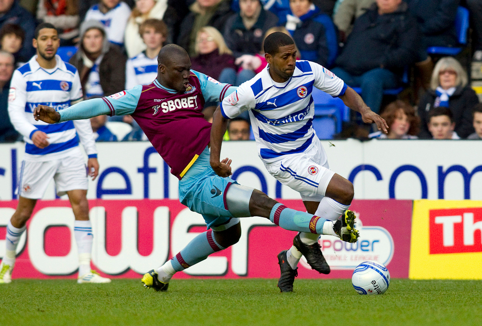 Diop was part of the promoted West Ham team in the 2011/12 championship season