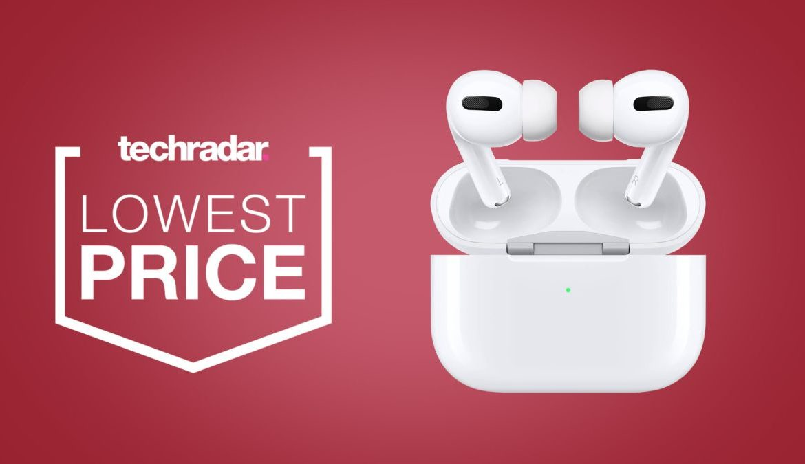 Apple AirPods Pro Huge Sale: Lowest Price Yet Before Black Friday