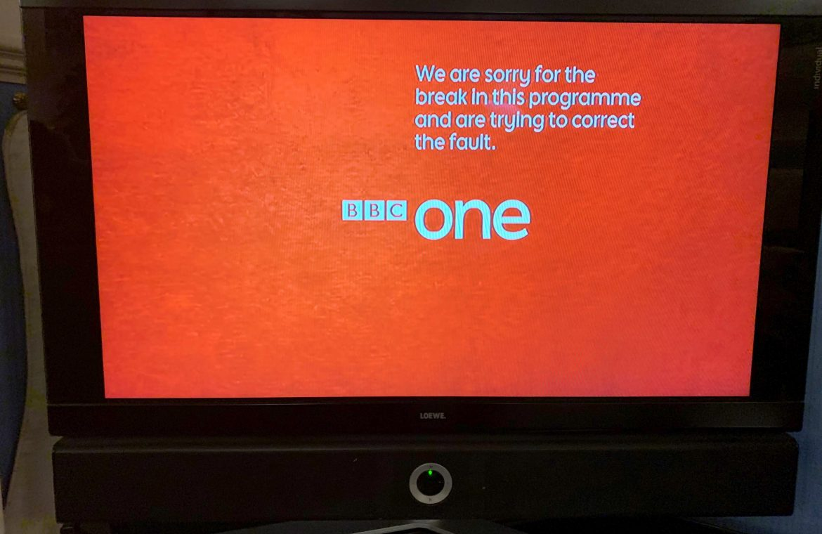 BBC One downloads while viewing panorama