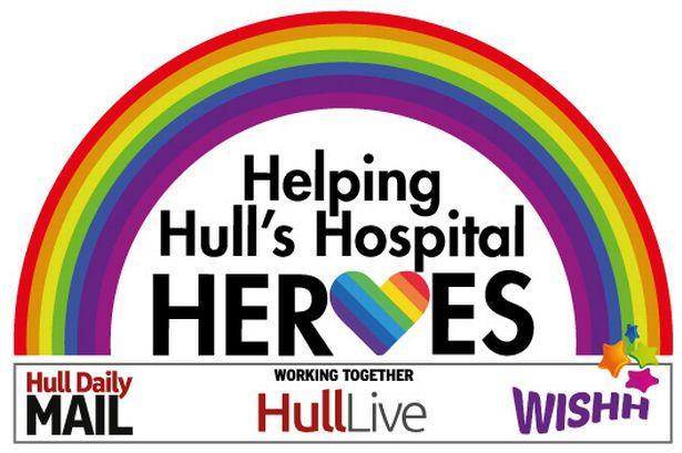 Help Hull Hospital Heroes
