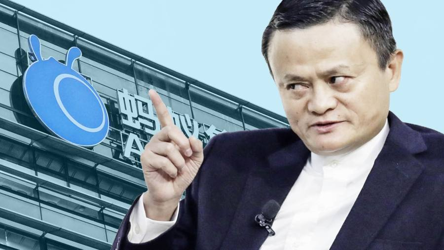 Beijing talks to Jack Ma about the $ 37 billion Ant IPO IPO