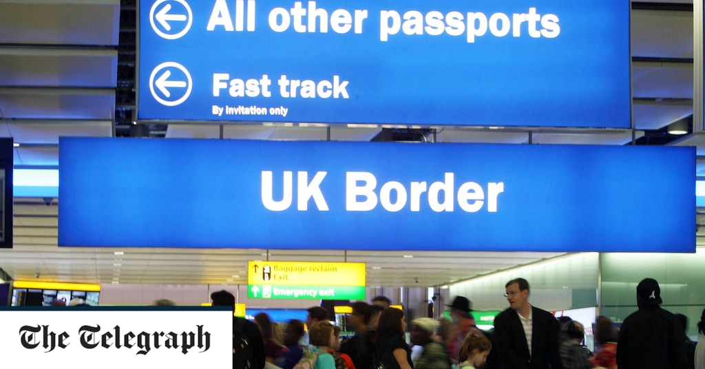 """Britons are required to have """"vaccine stamps"""" in their passports before traveling abroad"""
