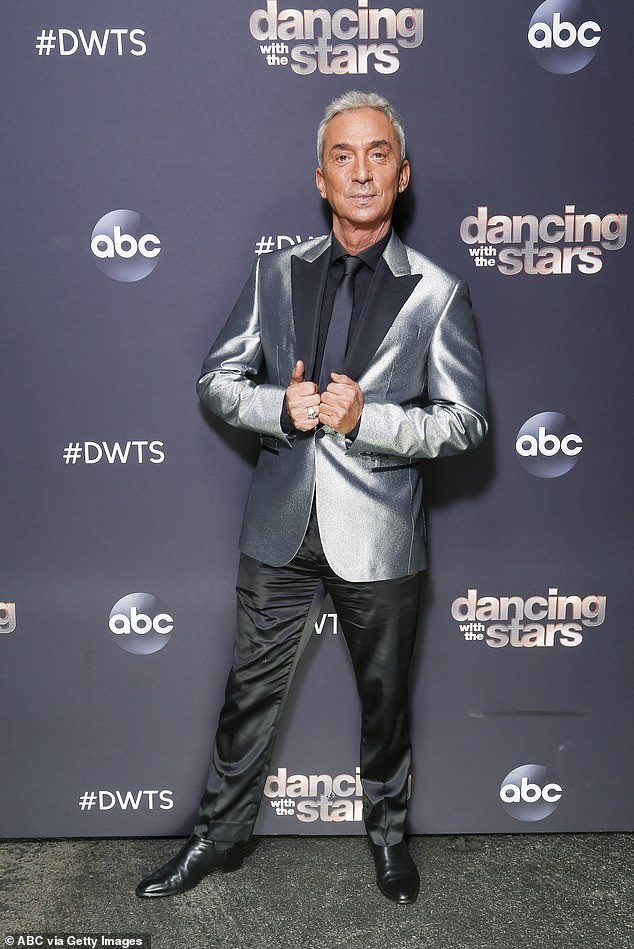 Bruno Tonioli will not be returning to Strictly Come Dancing for the rest of the current series, as MailOnline can reveal (pictured earlier this week)