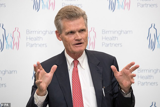 Professor Sir John Ball, who is advising the government on the virus, said he was still certain the UK would be able to return to normal by spring.
