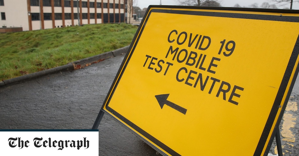 Covid-19 tests could reach 1 million tests a day as 'mega labs' open