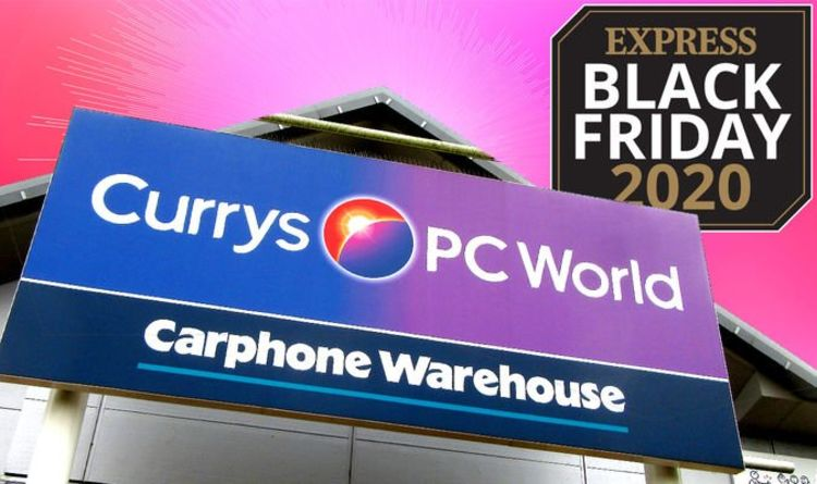 Currys reveals more Black Friday deals with some of their best savings to date