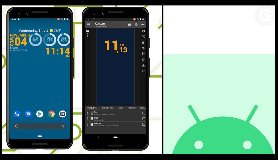 How to spoof your Android home screen like an iPhone