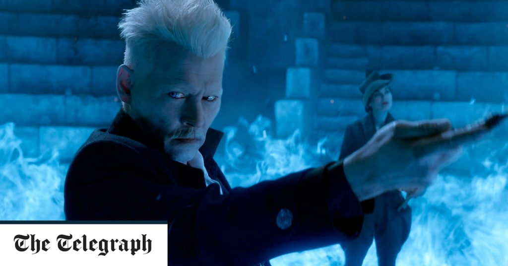 Johnny Depp's departure from Fantastic Beasts is another embarrassment for JK Rowling