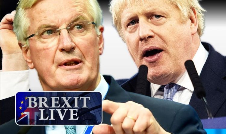 "Latest Brexit: anger over a desperate trade deal plot for the European Union's ""remaining time bomb"" - ""ridiculous!"" 