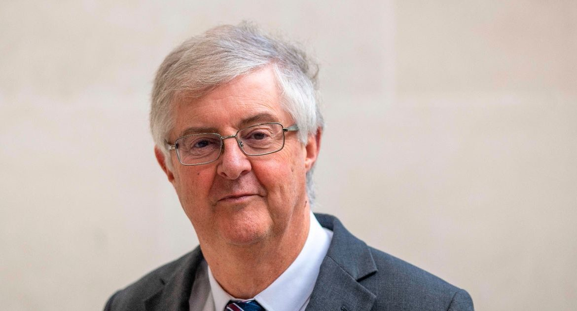 Mark Drakeford is revealing Wales