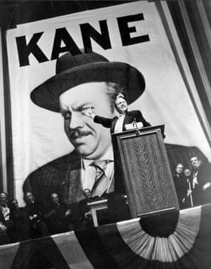 Great American Achievements ... Citizen Kane.