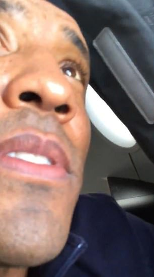 NASA astronaut, Victor Glover, shared his first video from space as he and three other astronauts flew over Earth while traveling to the International Space Station.