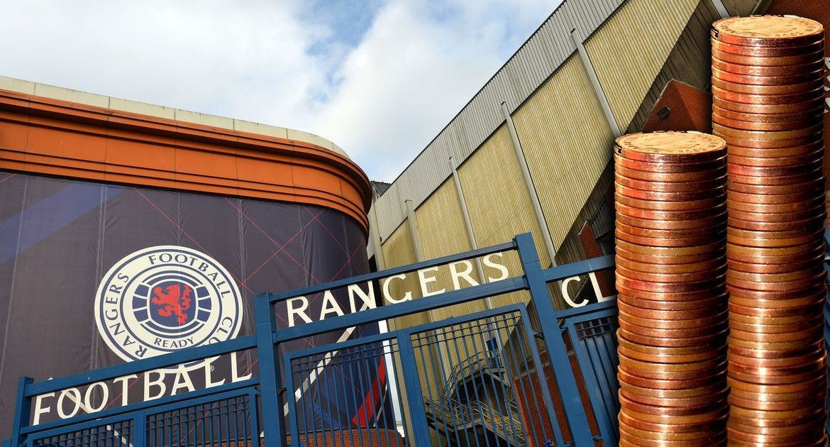 Rangers' accounts reveal the shareholder selection matter as the Ibrox money folks pledge to close the financial gap