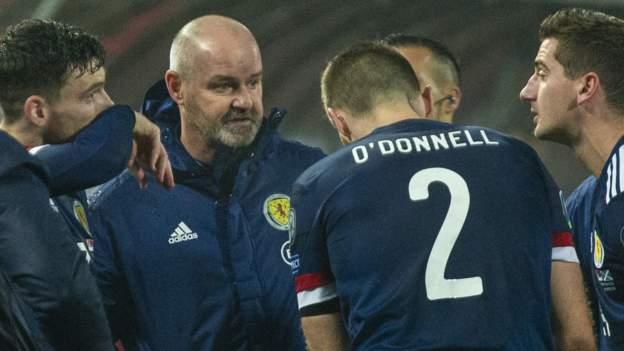 Slovakia vs Scotland: The World Cup track refocuses Steve Clark ahead of the Nations League match