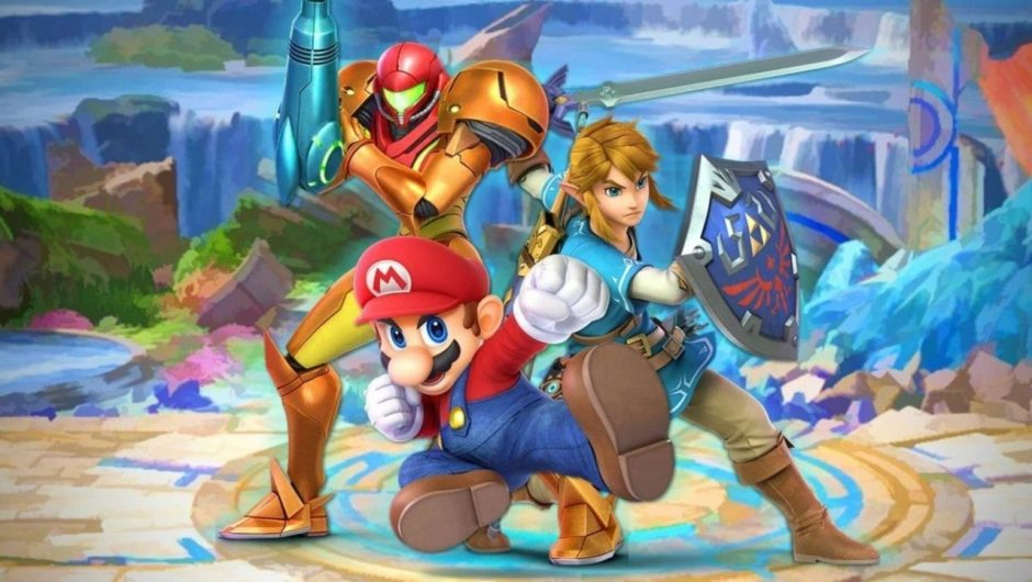 Super Smash Bros.  Ultimate hints at an unexpected DLC character