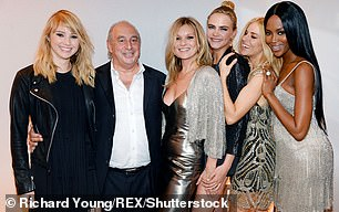Arcadia Sir Philip Green is seeking an infusion of £ 30m in cash to help it weather the lockdown
