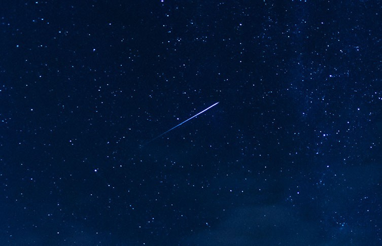 The Leonids meteor shower peak tonight - how we see it in the UK