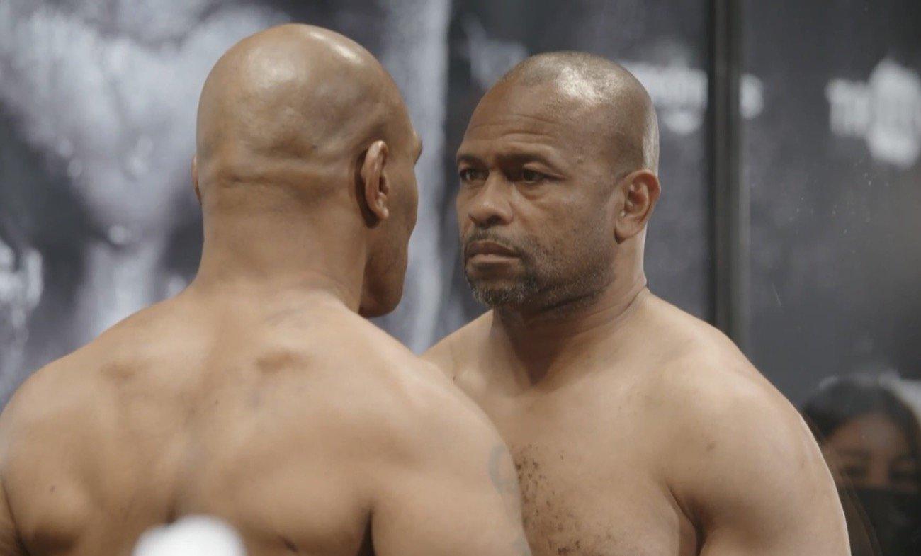 Mike Tyson, Roy Jones Jr.