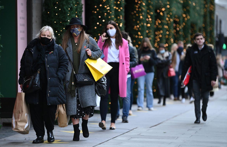 UK Coronavirus Live: Christmas Plans Hang on 'Next Two Weeks' As End Lockdown Threatens Virus Rise, Sage Warns