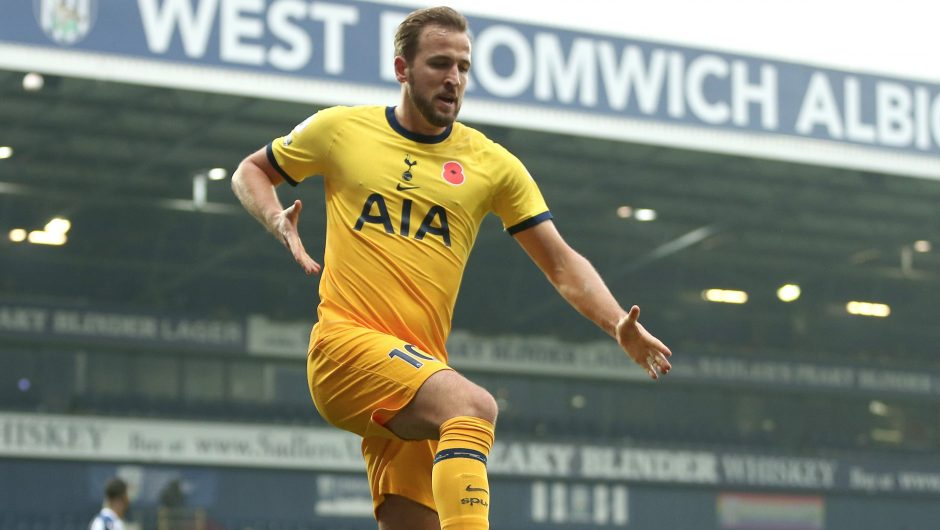 West Bromwich Albion 0-1 Tottenham Live Stream!  The latest news and reaction as the winner sends Kane to Tottenham, top of the Premier League