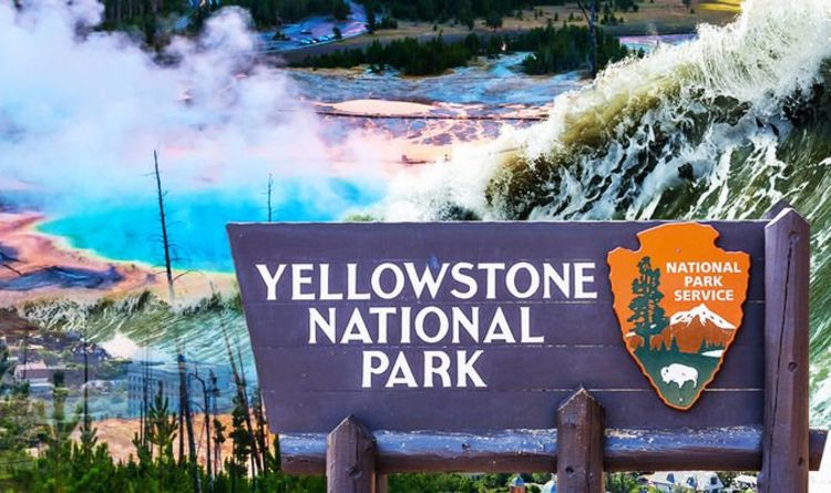 "Yellowstone tsunami: The earthquake ""sent waves 30 feet"" over the park looked like the end of the world 