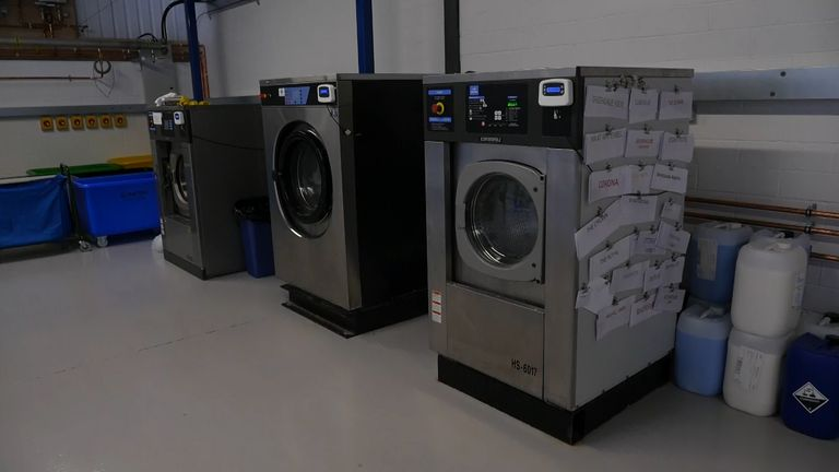 Joseph & # 39; s laundry works were not used;  s for months