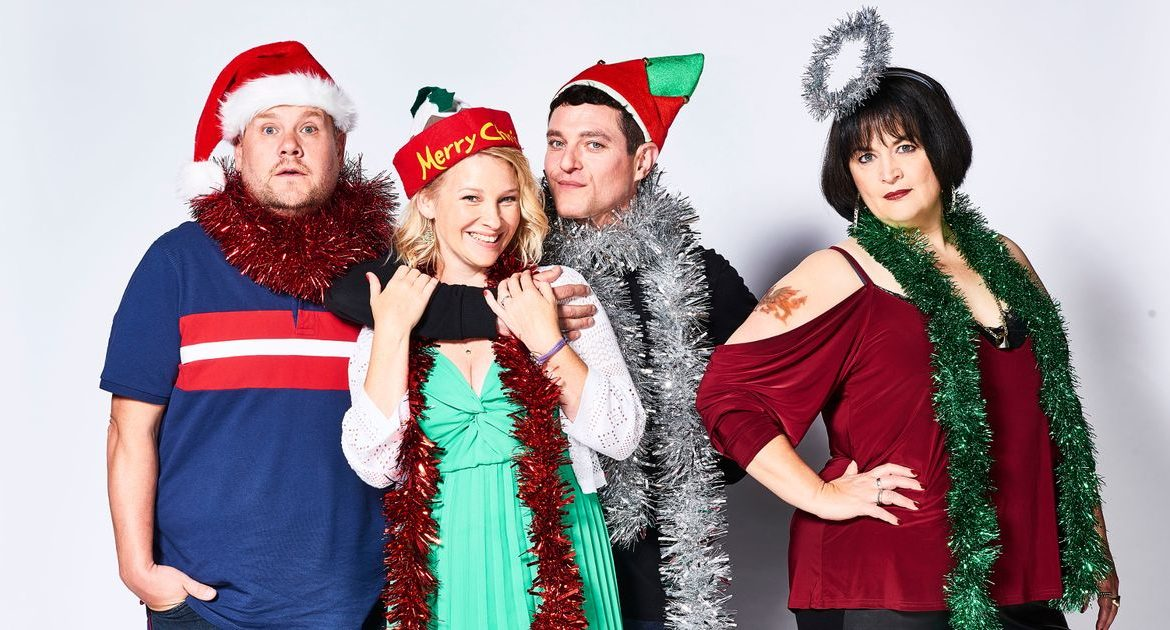 Gavin & Stacey stars are meeting up for the Christmas Day Show