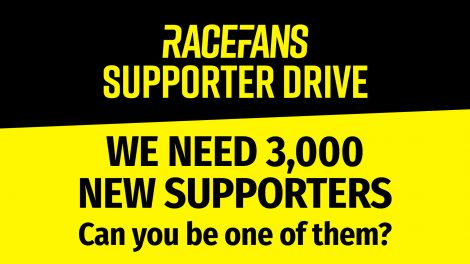 RaceFans supporter engine