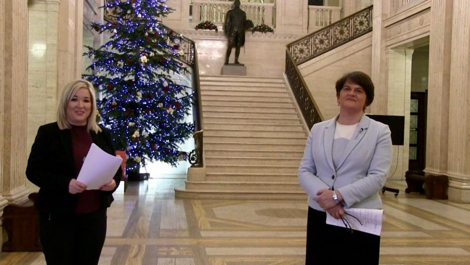 NI coronavirus: The executive has revealed the full list of new measures as of December 11th