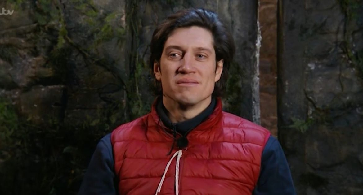 I'm A Celeb's Vernon Kay broke down in tears because it was emotionally exhausted