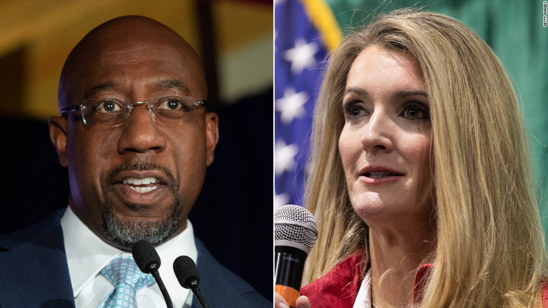 Georgia Senate Debate with Kelly Loeffler and Raphael Warnock: Live Updates