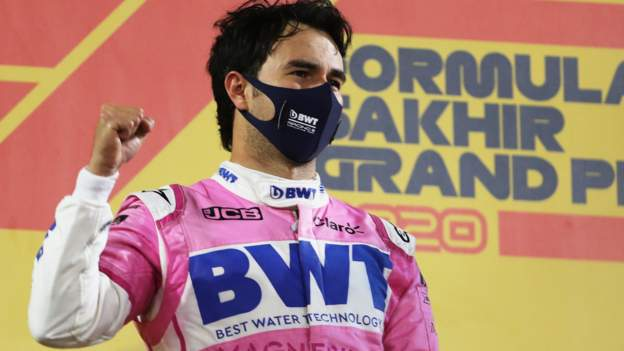 Sergio Perez: Racing Point driver determined to prolong his Formula One career after winning Sakhir GB
