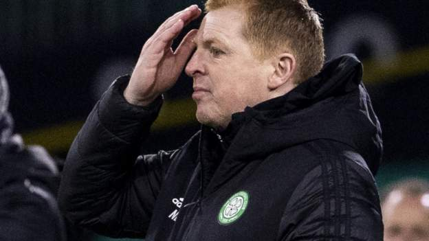 "Celtic: Neil Lennon outraged the ""dangerous rhetoric"" of the masses as criticism continued"